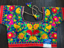 Designer Blouse - Multi Color Embroidered 1