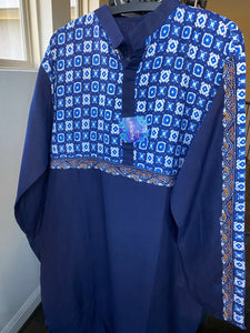 Kurta Men - Indigo Size XL 42
