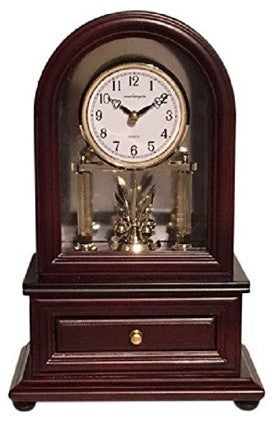 Desk Clocks Vmarketingsite Revolving Decorative
