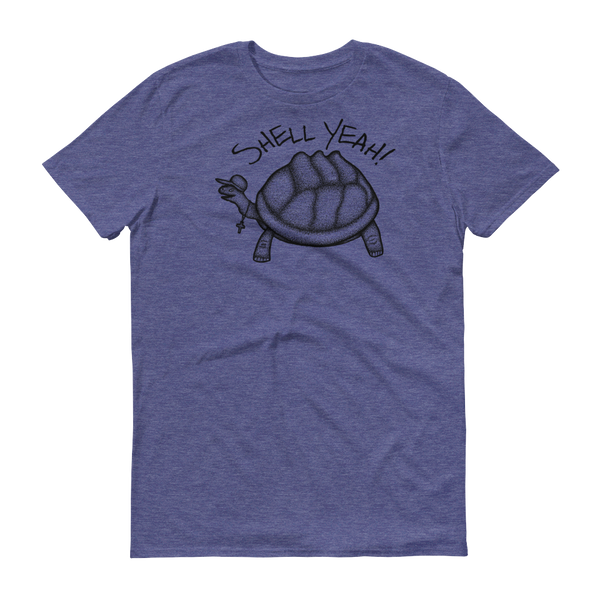 Shell Yeah! Short Sleeve T-Shirt