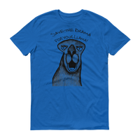 Save the Drama for Your Llama! Short Sleeve T-Shirt