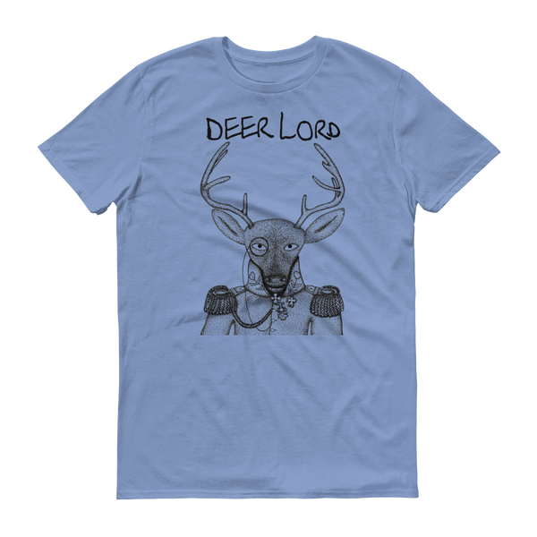 Deer Lord Short Sleeve T-Shirt