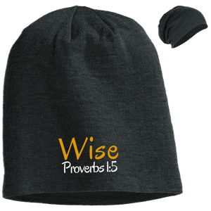 Wise 3 DT618 District Slouch Beanie