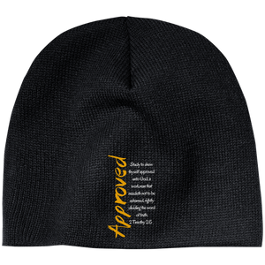 Approved 1 CP91 100% Acrylic Beanie