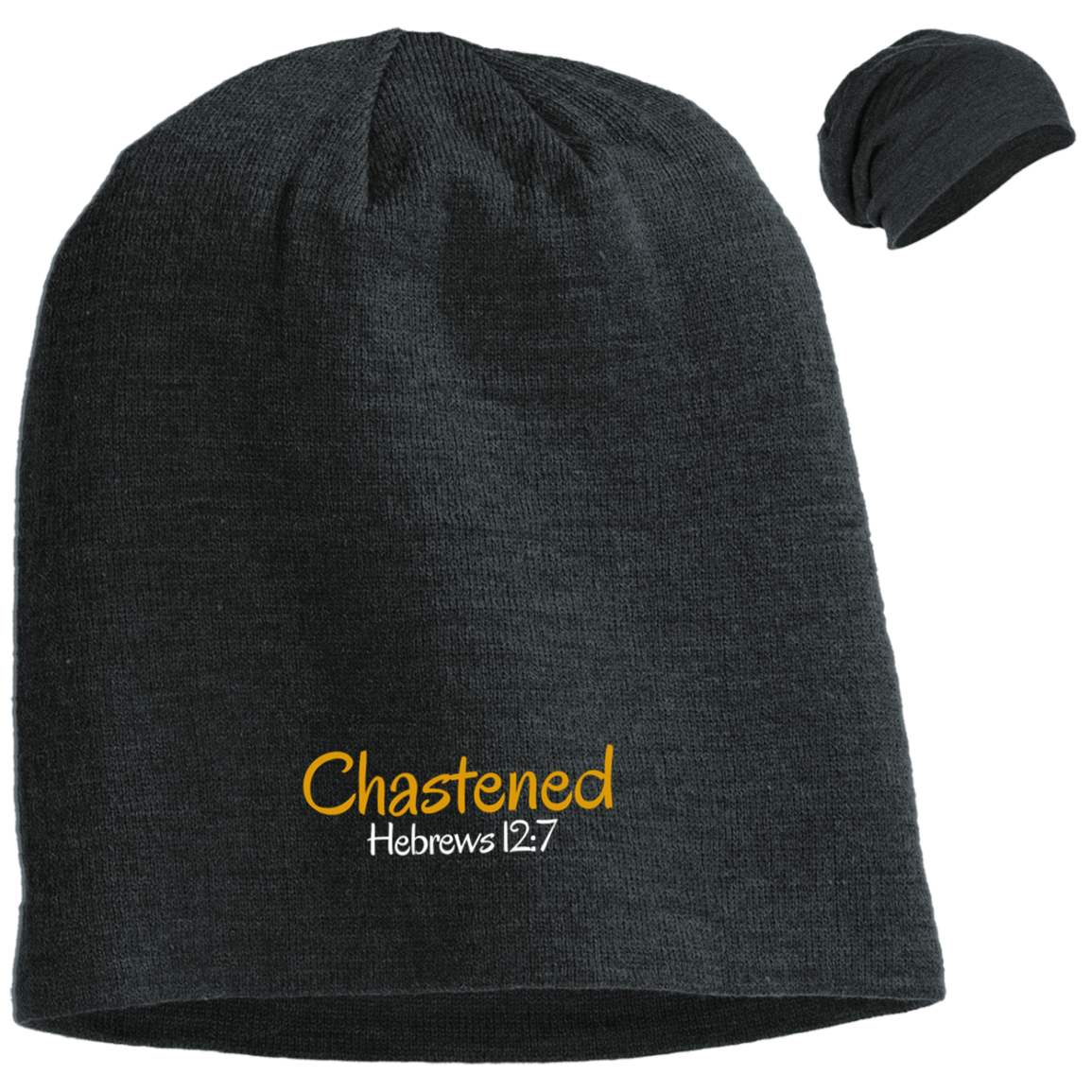 Chastened 3 DT618 District Slouch Beanie