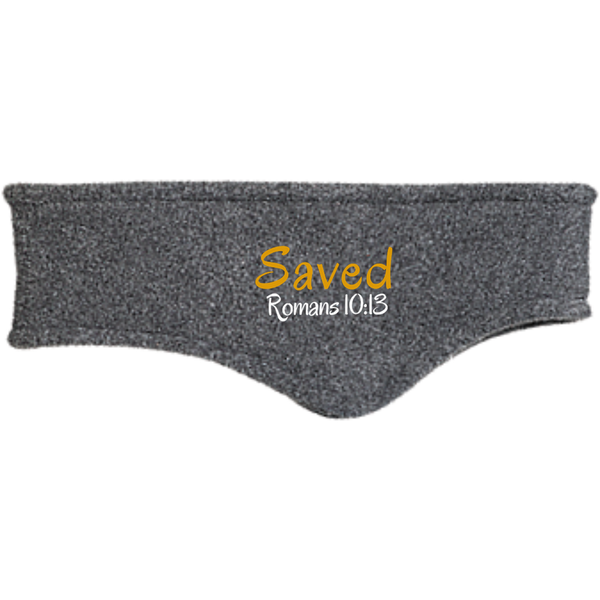 Saved 3 C910 Port Authority Fleece Headband