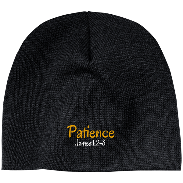 Patience 3 CP91 100% Acrylic Beanie