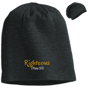 Righteous 3 DT618 District Slouch Beanie