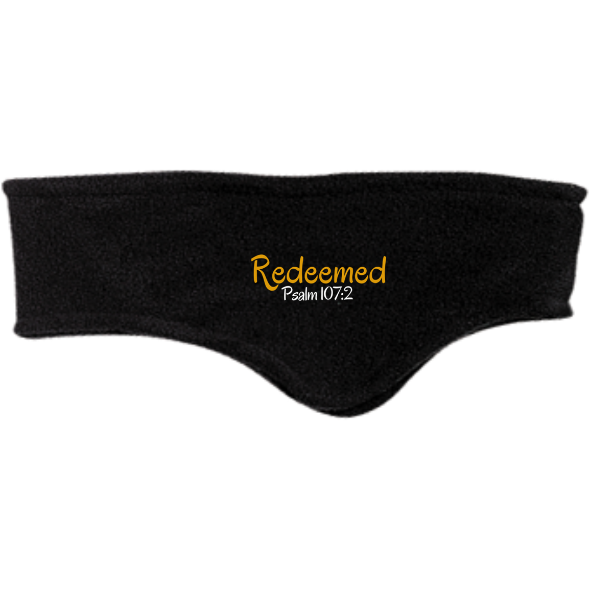 Redeemed 3 C910 Port Authority Fleece Headband