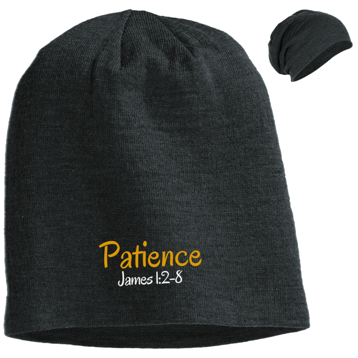 Patience 3 DT618 District Slouch Beanie