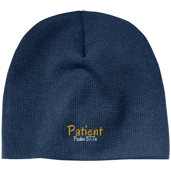 Patient 3a CP91 100% Acrylic Beanie