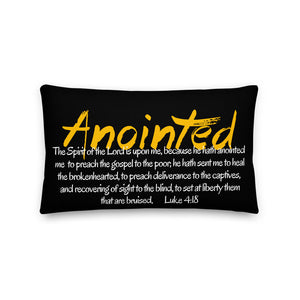 Anointed Prayer Pillow