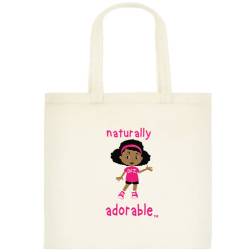 Naturally Adorable Tote Bag
