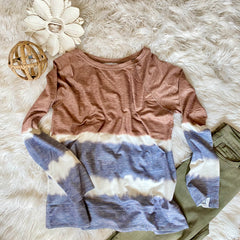 Cold Snap Long Sleeve Top - The Beef Boutique