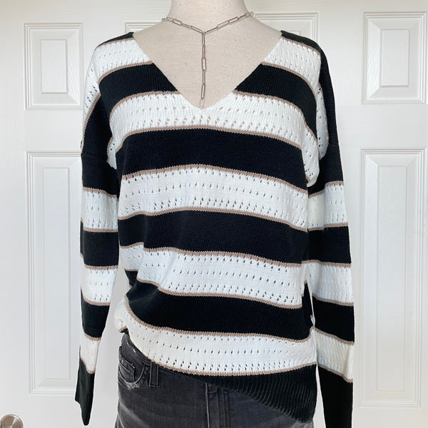 The Heritage V-Neck Sweater - The Beef Boutique
