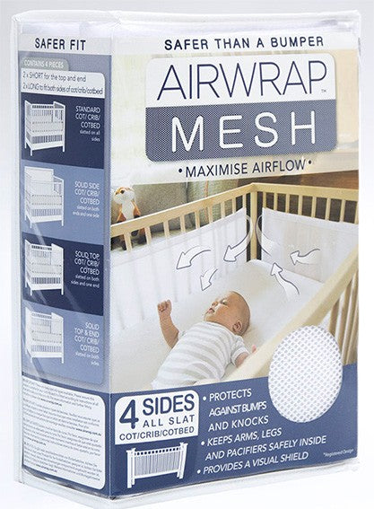 Airwrap 4 sides White