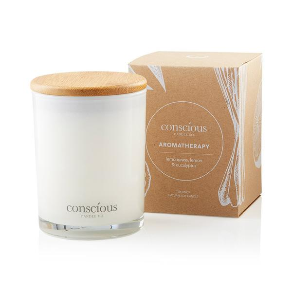 AROMATHERAPY CANDLE - 270ML
