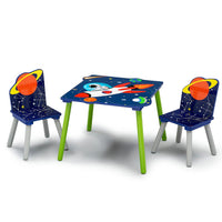 The Astronaut Table and Chairs Set