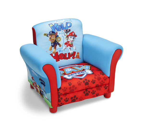 Paw Patrol Upholstered Chair (Pre Order)