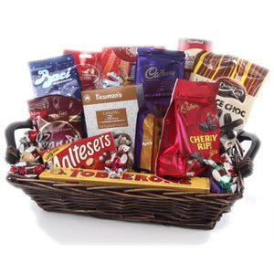 Chocolate Delight Basket