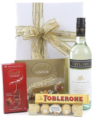 Sauvignon Blanc Chocolate Box