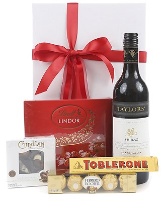 Shiraz and Chocolate Box