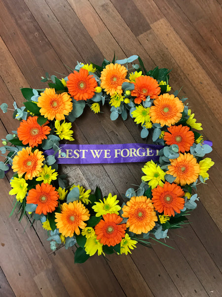 Extra Large Anzac Day Wreath