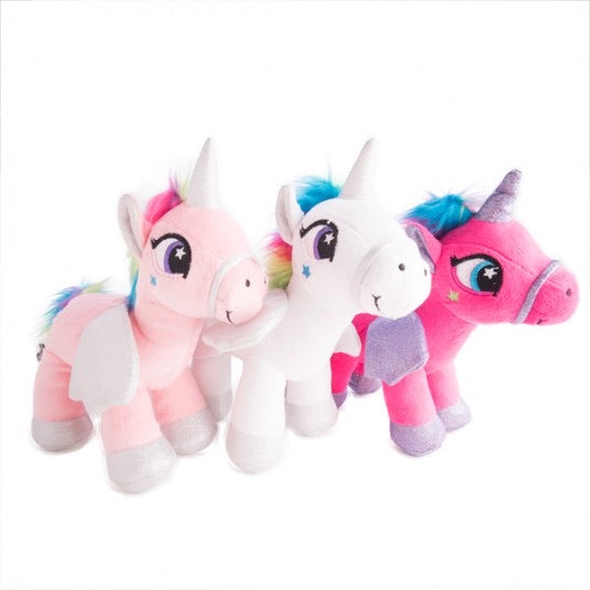Unicorn Plush 25cm