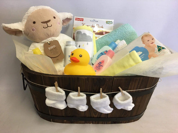 OB Baby Hamper Mix