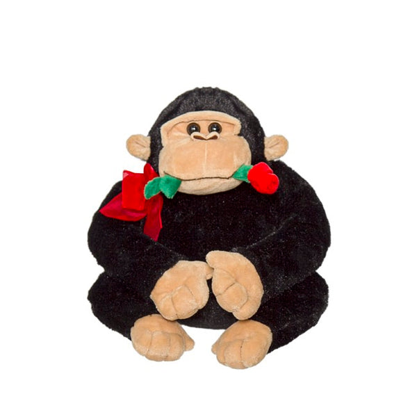 Gorilla with Rose 29cm