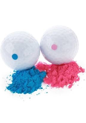 Golf Ball Gender Reveal