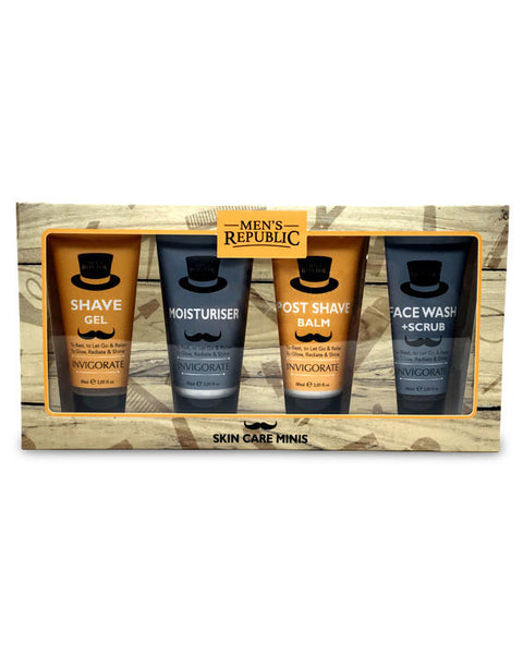 Men's Skin minis Grooming Kit