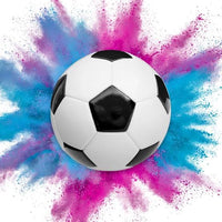 Soccer Ball Gender Reveal