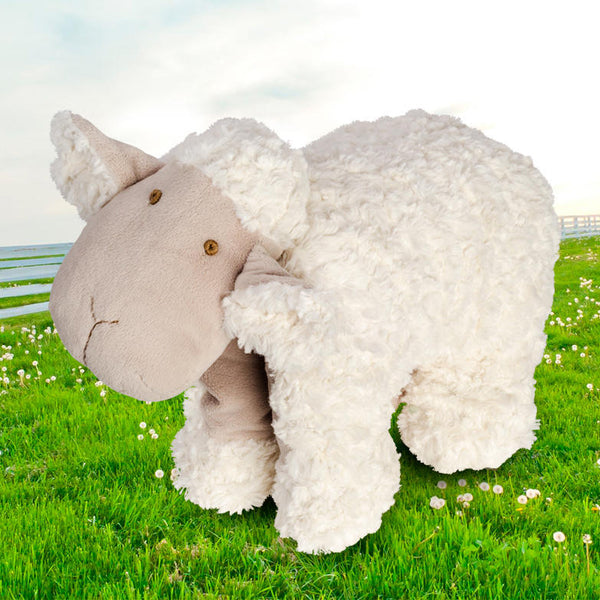 Lamb Pillow Toy