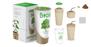 Bio Urn a living Memorial for your loved ones