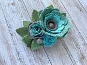 Heartfelt Medium Flower Headband (Multi Colors available)
