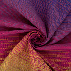 Girasol Night Fall Rojo Sangrienta Scraps. Scraps to customize your Tula Baby Carrier.