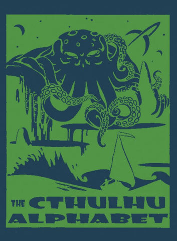 The Cthulhu Alphabet - Leather Cover