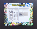 DCC Scratch-Off Character Sheets