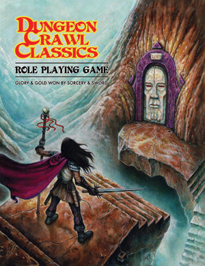 Dungeon Crawl Classics Rulebook Hardcover
