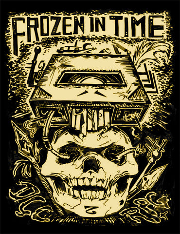 "Dungeon Crawl Classics #79: ""Frozen In Time"" (Limited Edition Foil Cover)"