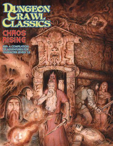 "Dungeon Crawl Classics #89: ""Chaos Rising"""