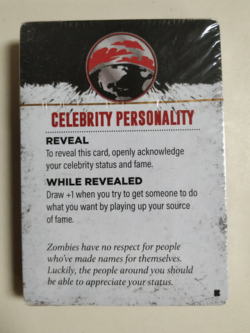 Zombie World Kickstarter Exclusives Expansion