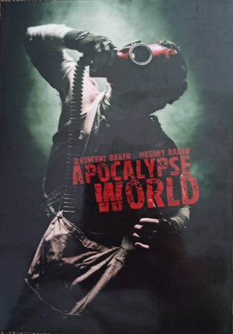 Apocalypse World 2e (softcover)