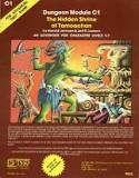 Advanced Dungeons and Dragons C1 The Hidden Shrine of Tamoachan by Harold Johnson and Jeff R. Leason