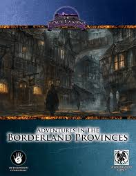 Frog God Games, Swords and Wizardry, The Lost Lands:  Adventures in the Borderland Provinces, Various Authors