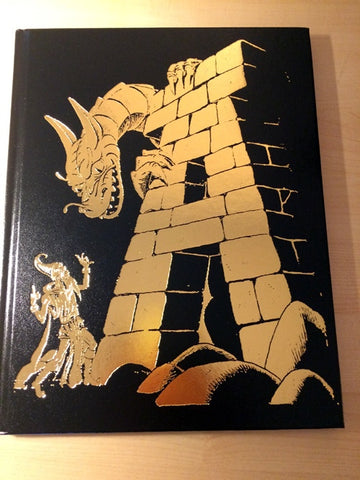 The Monster Alphabet Gold Foil Edition