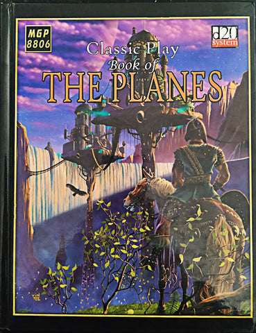 Classic Play: Book of the Planes