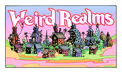 Weird Realms Gift Card