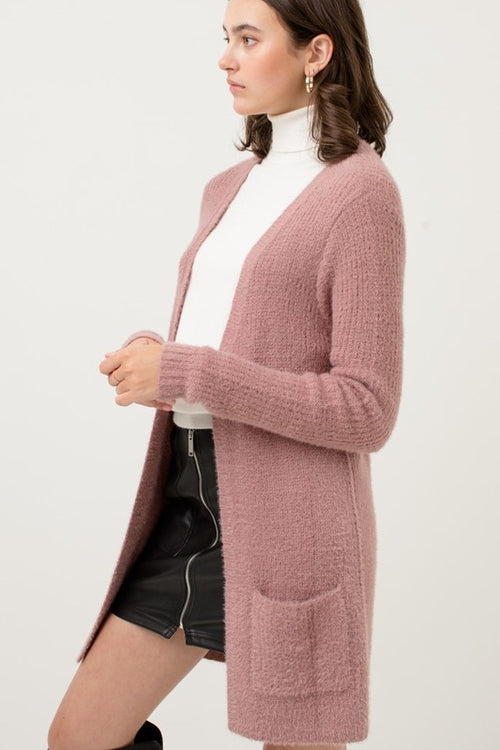 Soft and Cozy Cardi
